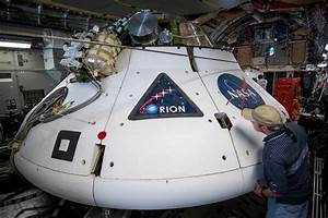 Nasa Pushes Orion U0026 39 S Flight With Crew To 2023