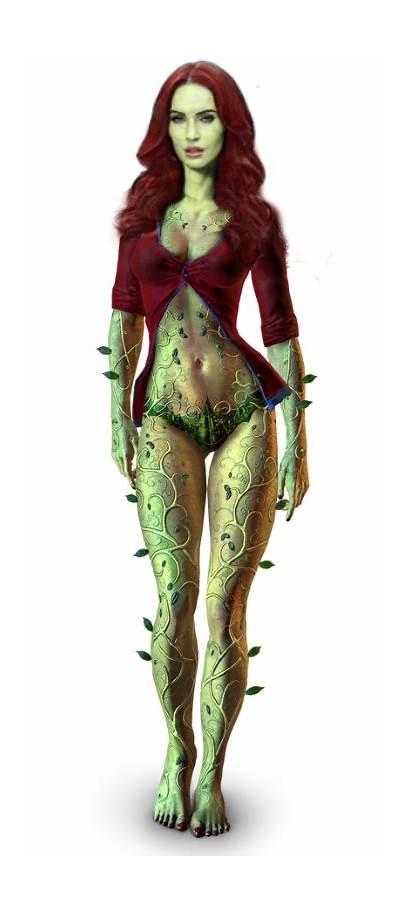 Megan Fox Poison Ivy Deviantart