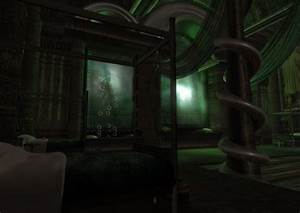 Slytherin Dormitory audio atmosphere