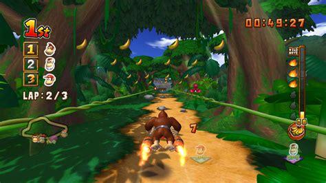 dk jungle donkey kong barrel blast super mario wiki