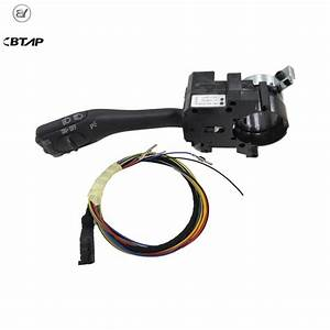 Btap Set Cruise Control Stalk Switch  U0026 Wire Loom For Vw
