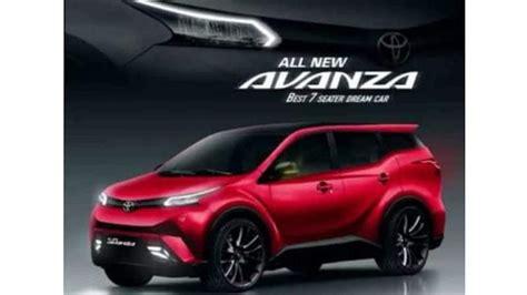 Gambar Mobil Gambar Mobiltoyota Avanza 2019 by All New Toyota Avanza Mulai Terendus Mobil Konsep