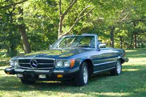 1984 mercedes 380sl convertible, nice original interior, shows 75,xxx miles, v8 auto, ps, pb, a/c,. Purchase used 1984 Mercedes Benz 380SL convertible in Pittsburg, KS, United States