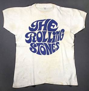 Tee Shirt Rolling Stones : pin by scotty reifsnyder on type a boom boom typography ~ Voncanada.com Idées de Décoration
