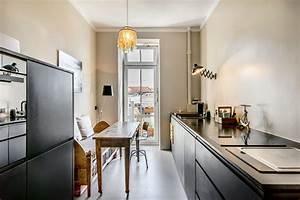 Backofen Neben Kühlschrank : eine k che im altbau eine gute herausforderung ~ Lizthompson.info Haus und Dekorationen