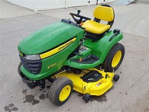 2009 John Deere X500 - Lawn  U0026 Garden Tractors