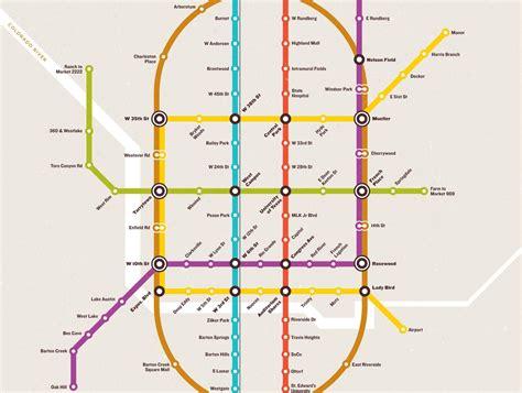 This $52 billion subway system would be dank : Austin