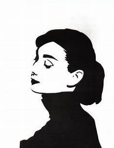 Audrey Hepburn face | Art & Illustrations | Pinterest ...