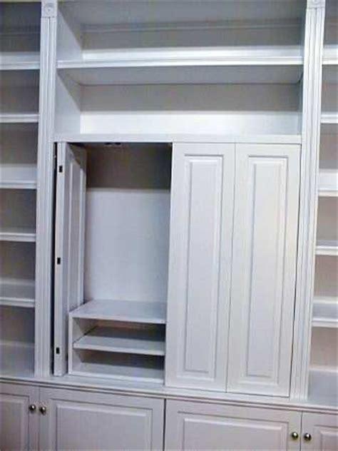 tricky tv cabinet problem woodworking information