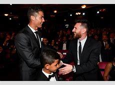 Ronaldo beats Messi, Neymar to 2017 Best FIFA Award