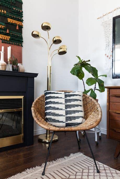 vintage boho glam mashup designed   dime home decor