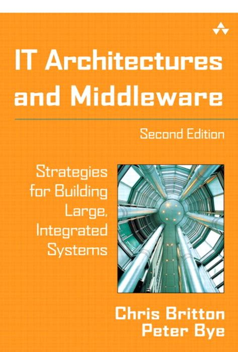 It Architectures And Middleware Strategies For Building