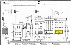 80 Series Landcruiser Wiring Diagram