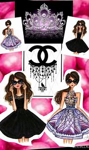 Chanel collage @staceylangner   Chanel lover, Chanel ...