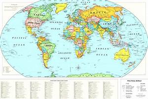 World Map With Longitude And Latitude In Justeastofwest Me