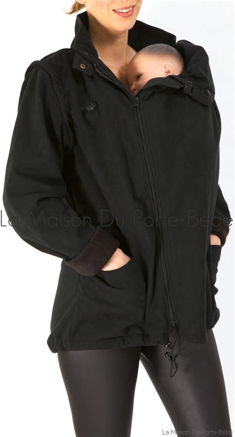 manteau pour porte bebe veste de portage manteau de portage manteau de grossesse de la maison du porte b 233 b 233