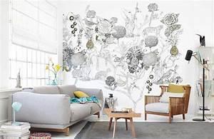 Tapete Zum Abwischen : f r wand und sofa aktuelle stoff und tapetentrends sch ner wohnen ~ Markanthonyermac.com Haus und Dekorationen
