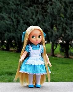 Alice Im Wunderland Kleidung : alice in wonderland dress outfit for disney animator doll 16 inch doll alice im wunderland ~ Frokenaadalensverden.com Haus und Dekorationen
