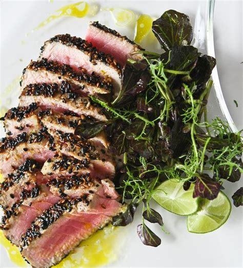 best way to cook tuna steak best 25 fresh tuna steak recipes ideas on pinterest best seared tuna steak recipe ginger