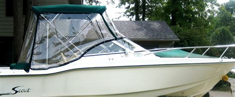 Scout Boats Bimini Top by Bimini Top Frame Factory Oem For Scout 174 202 Dorado 1998