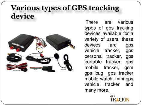 Basic Information About Gps Trackers
