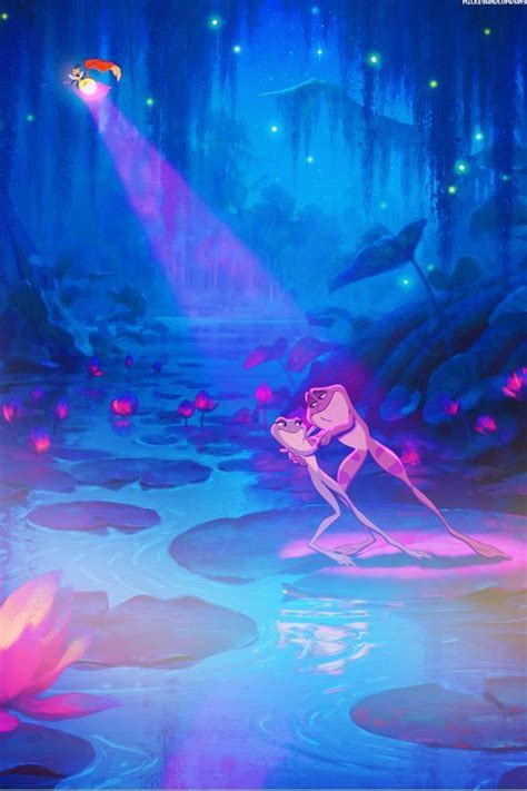 Background Lock Screen Princess Wallpaper by Princess And The Frog Lockscreen Disney Disney Fondo