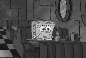 spongebob waiting | Tumblr