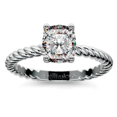 should you buy an engagement ring without diamonds the brilliance com blog
