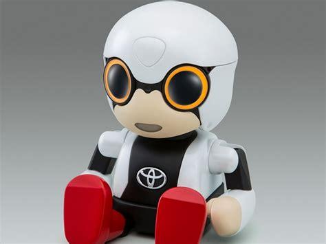 Toyota Robot by Toyota Launches Mini Robot Driver Companion E T Magazine