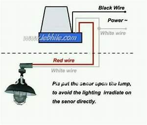Online Automatic Day Night Switch Sensor  Dusk Dawn Sensor