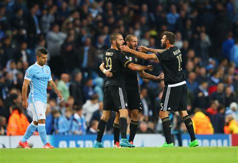 Manchester City Fc V Juventus  Uefa Champions League Zimbio