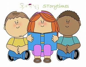 Preschool Storytime Clipart - Clipart Suggest