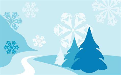 Cartoon Winter Wallpaper - WallpaperSafari