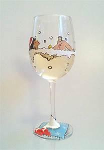 Verres à Vin Pas Cher : les verres vin comment les d corez vous m mes ~ Teatrodelosmanantiales.com Idées de Décoration