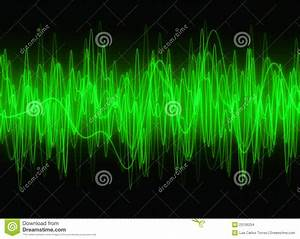 Business Architecture Graphic Sound Waves Stock Images Image 23136204