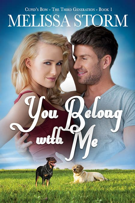 Up For Review You Belong With Me By Melissa Storm Juniper Grove Book Solutions