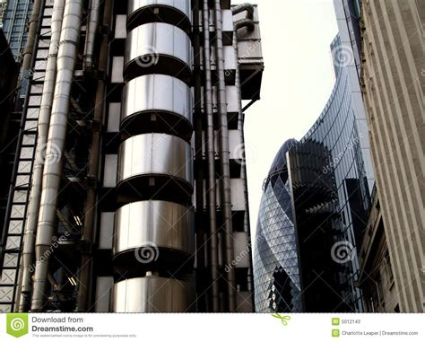 Architettura Moderna Di Londra Immagine Stock Immagine