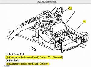 Silveradosierra Com  U2022 Code P0446   Vortec 4800 4 8l V8