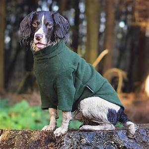 Polartec Fleece Dog Sweater Rainproof Breathable Warm
