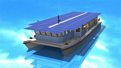 Electric Boat In India by Solar Powered Boats On Kerala S Backwaters Coming Soon