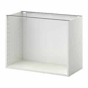 Tv Unterschrank Ikea : metod korpus unterschrank 80x37x60 cm ikea ~ Watch28wear.com Haus und Dekorationen