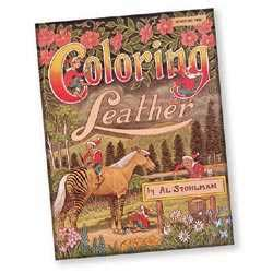 coloring leather book tandy leather