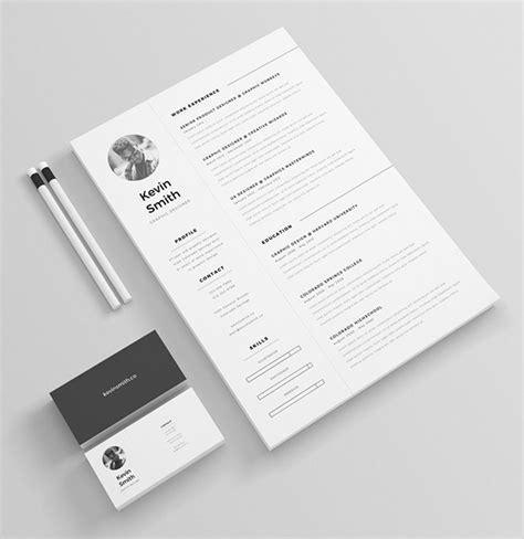 Einfacher Lebenslauf Vorlage Kostenlos by 50 Beautiful Free Resume Cv Templates In Ai Indesign