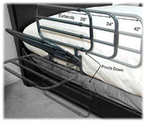 safety bed rails