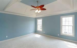 Spray Painting Interior Walls