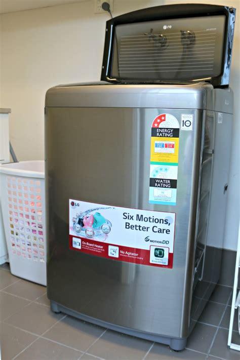 Lg Smartwasher Top Loader Washing Machine Review