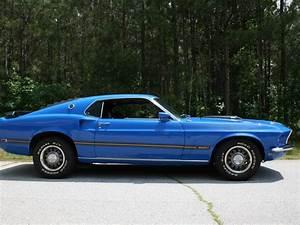 '69 Ford Mustang Mach 1 HD desktop wallpaper : Widescreen : High Definition : Fullscreen