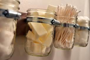 diy badezimmer diy jar design decorating ideas