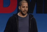 TED Talk: How David Blaine Held His Breath for 17 Minutes