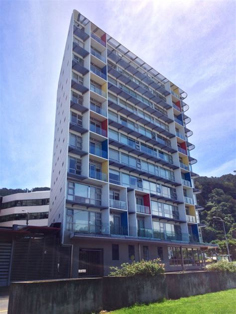 summit apartments silvester clark